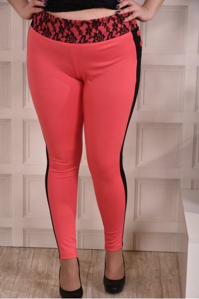 Коралловые брюки 0252-2-1 (костюм 0252-2)