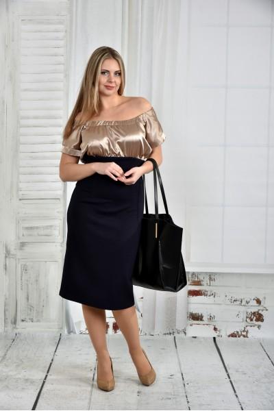 Золотое платье 0401-2-1 - последний 44р
