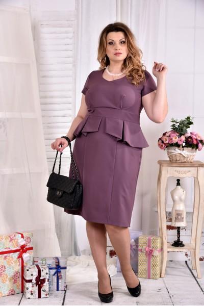 Нарядное платье 0555-1 бисквит - последний 56, 58р
