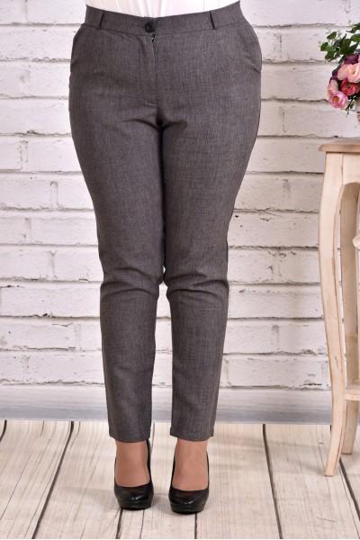 Серые брюки | b029-1