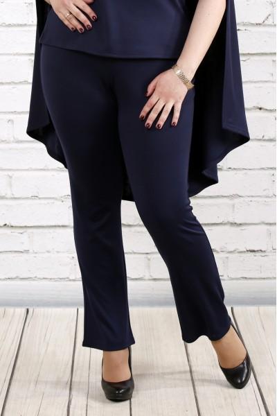Синие стильнее брюки | b037-2