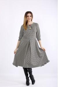 01085-1 | Платье с пышной юбкой