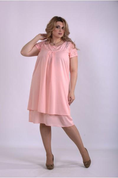 01158-3 | Розовое летнее платье