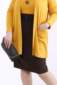 01291-3   Шоколадная юбка