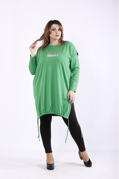 01305-1 | Зеленый костюм-двойка