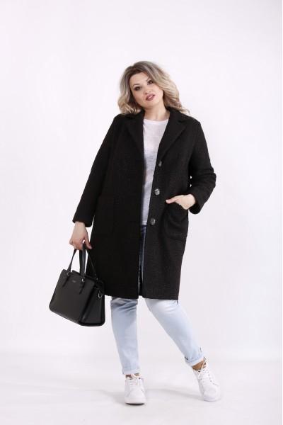 t01480-1 | Черное элегантное пальто