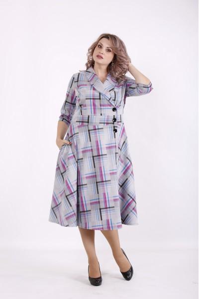 01574-1 | Малиновое платье