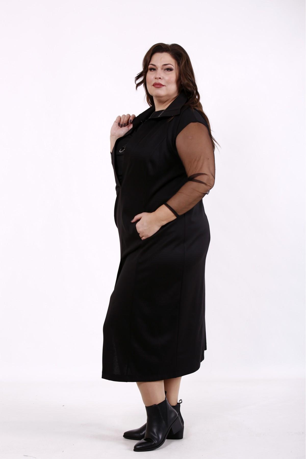 сарафаны черные под блузку