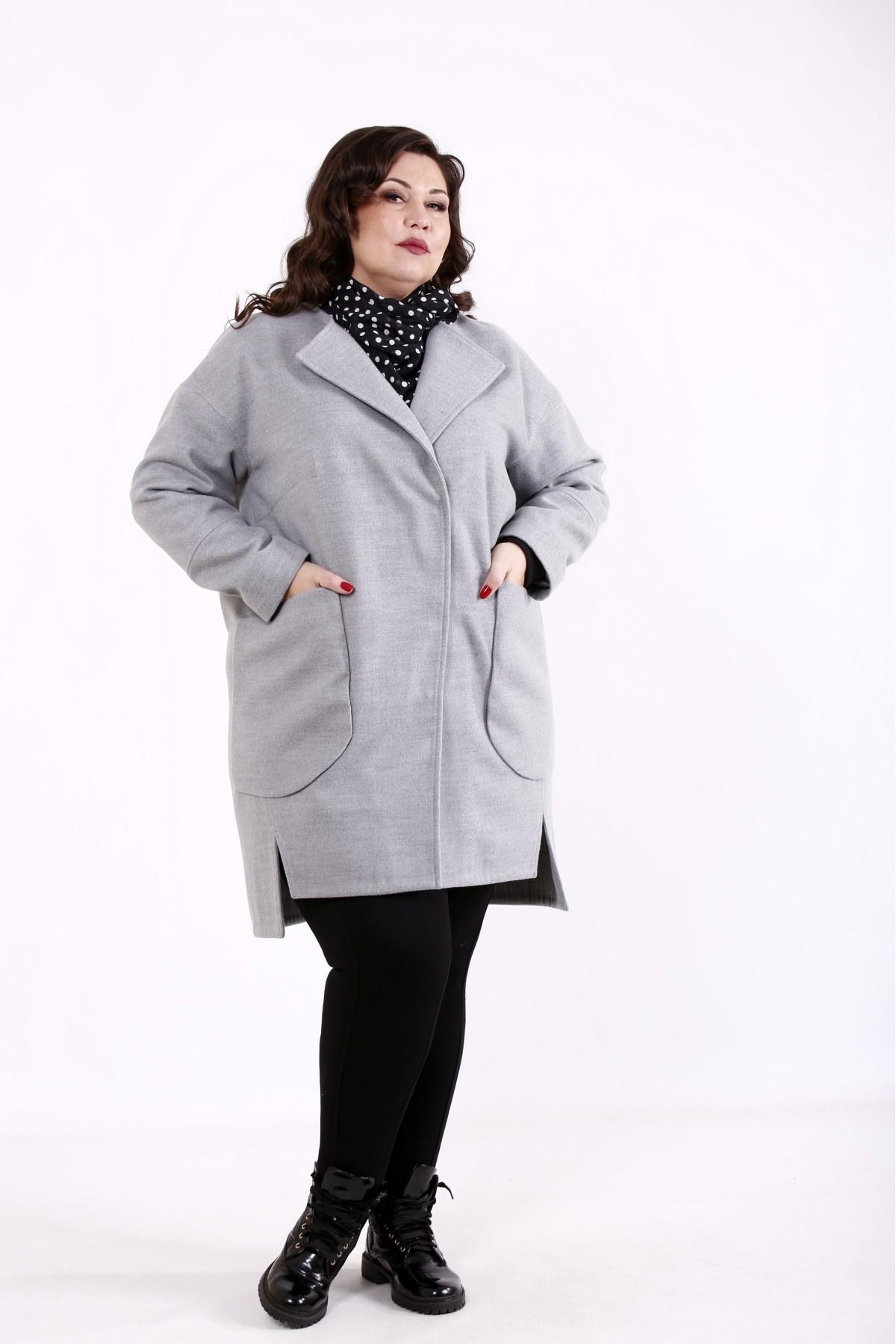 Кашемировое пальто t01764-2